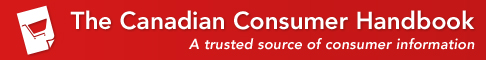 Canadian Consumer Handbook