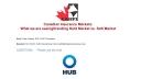 Canadian Insurance Markets